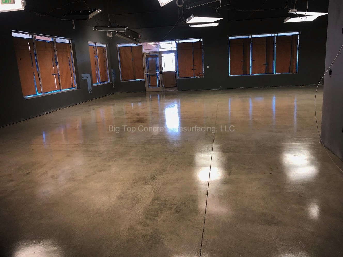 Concrete Sealing and Grinding