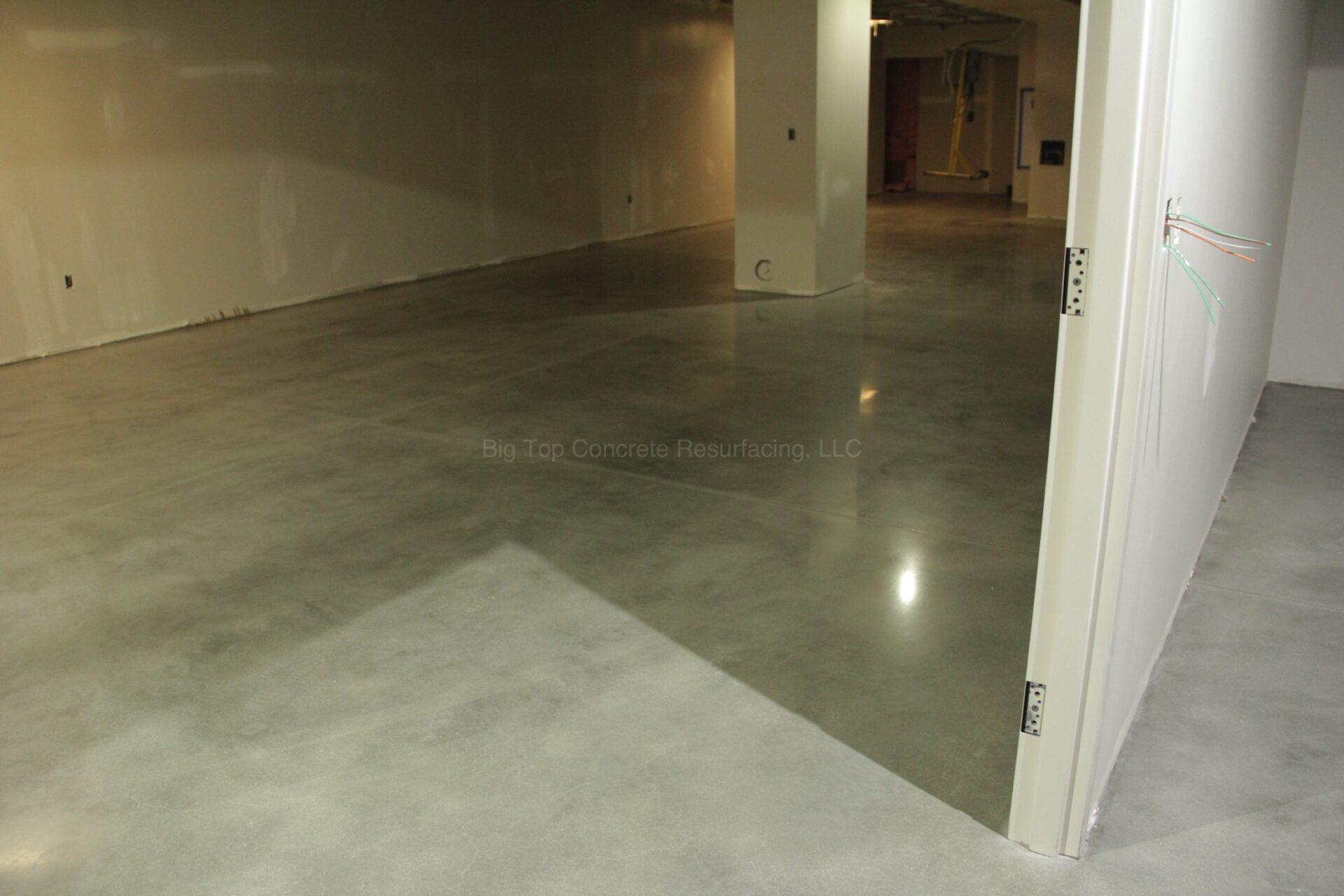 Concrete Polishing Contractor Florida