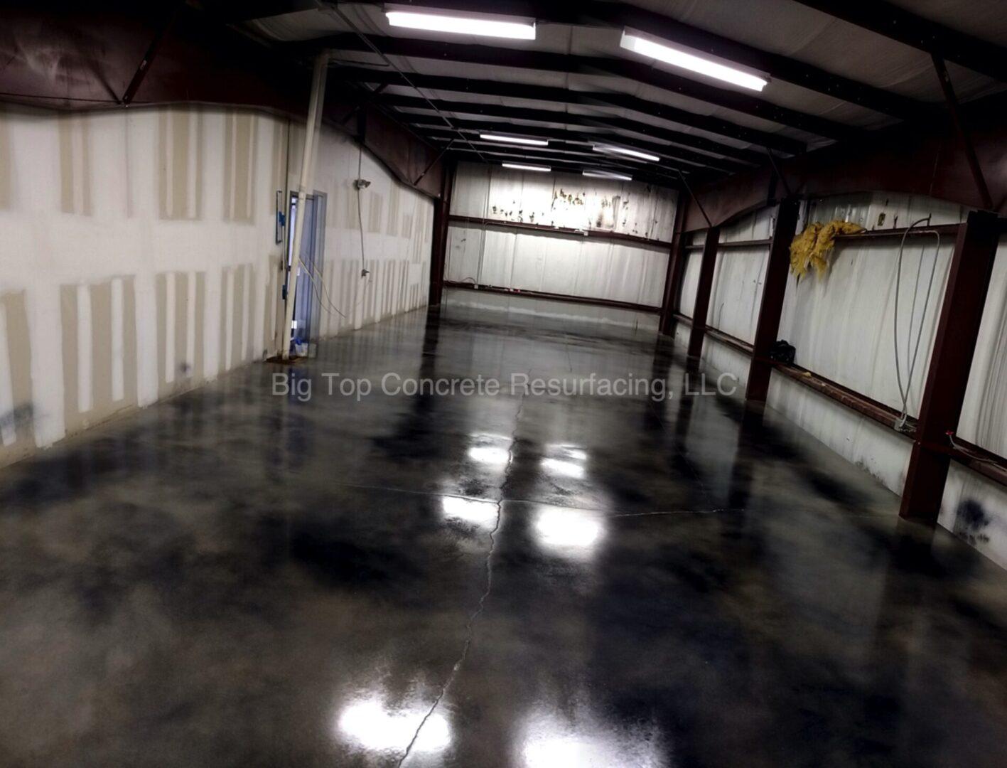 Concrete Staining Company Orlando