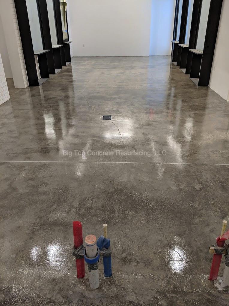 Concrete Sealing Services Orlando