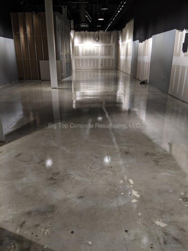 Concrete Sealing Orlando