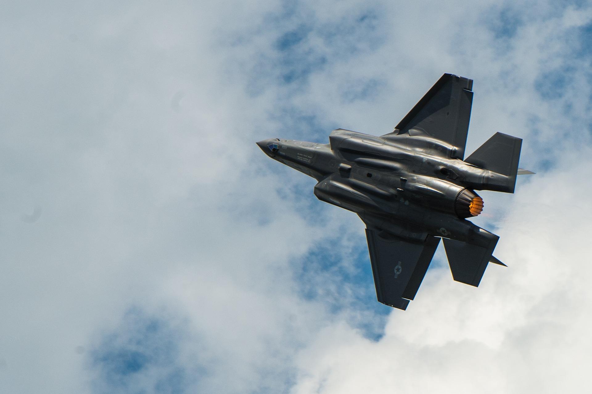 F-35 Plane