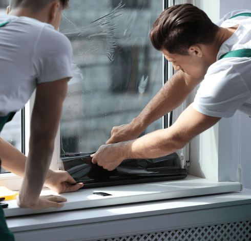 Types of Commercial Window Tinting