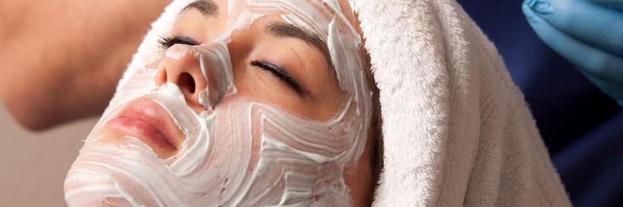 skin peel - dermatology