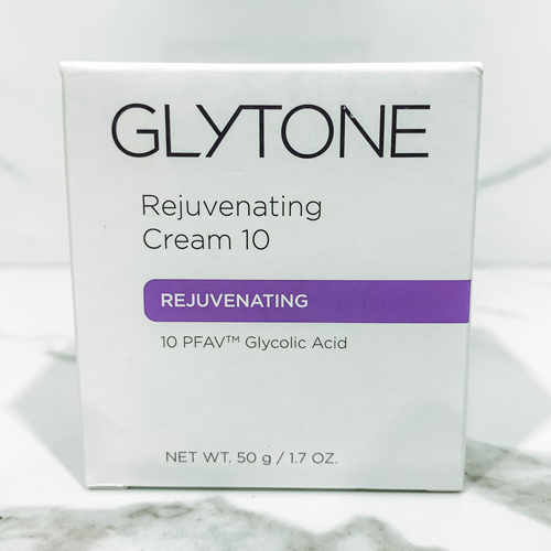 glytone rejuv cream 10
