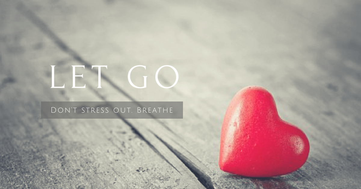How Not Letting Go Destroys Self-Esteem
