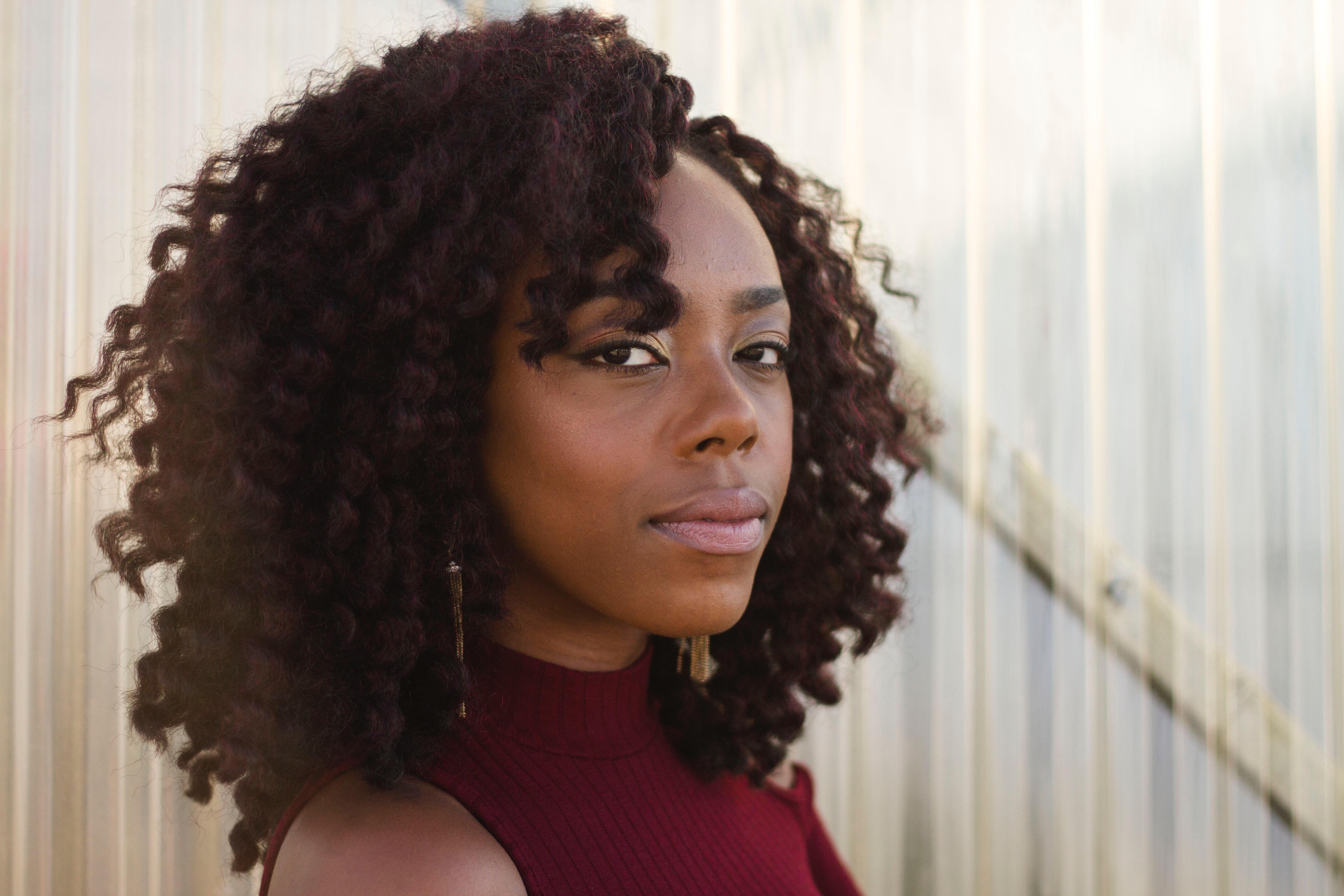 Black women develop confidence through self-compassion and value exploration.