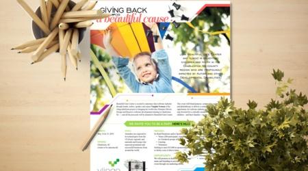 brochure, design, creative, flyer, print, Beautiful Gate Center, Graphic Design