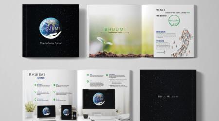 Booklet, Brochure, Design, Creative, Bhuumi, Ride, Print, Book, Ebook, Graphic Design,