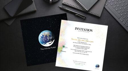 Invitation, Design, print, creative, Bhuumi, color, professional, Charleston, business