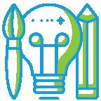 Graphic, Creative, Design, Branding, Tools, Art, Logo, Icon,