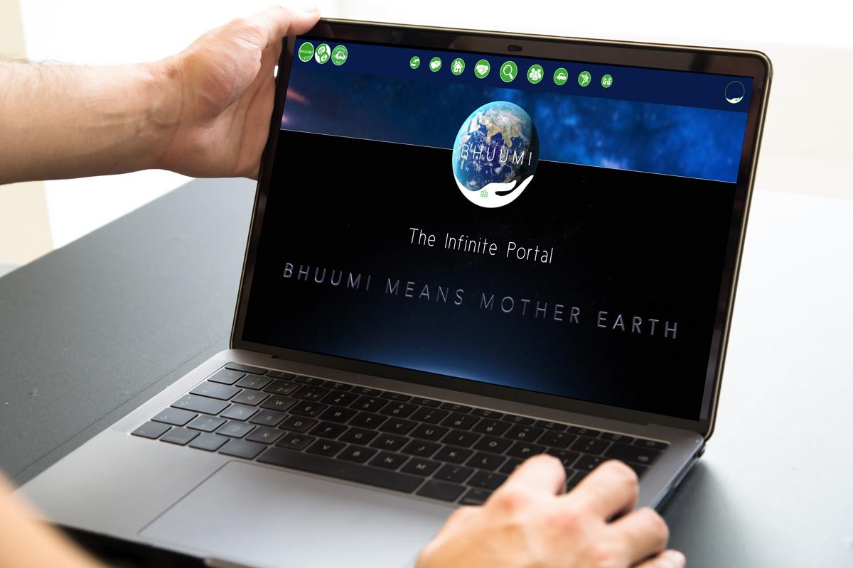 bhuumi-website