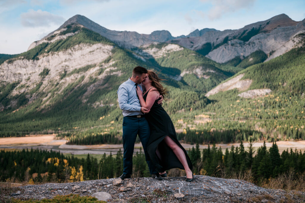 Kananaskis Mountain Engagement