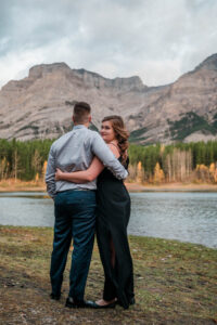 Engagement Photo Kananaskis