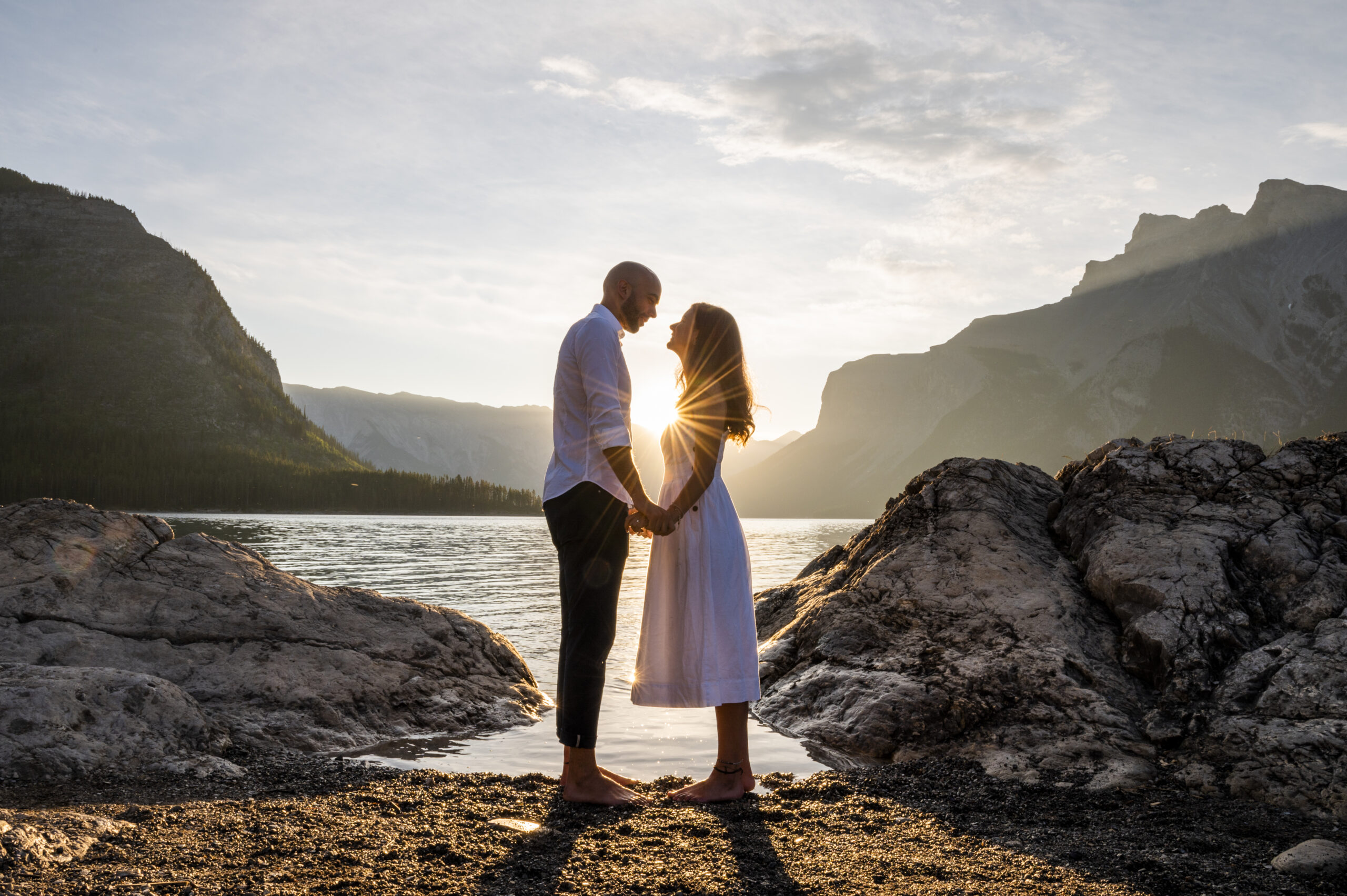 Elope in Banff National Park