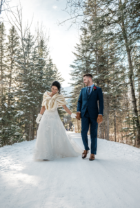 Silvertip Resort Canmore Alberta Wedding