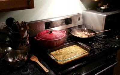 Let's Get Cookin'!