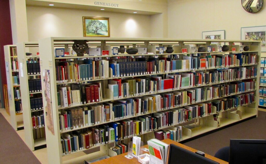 Bay County Public Library Genealogy Section