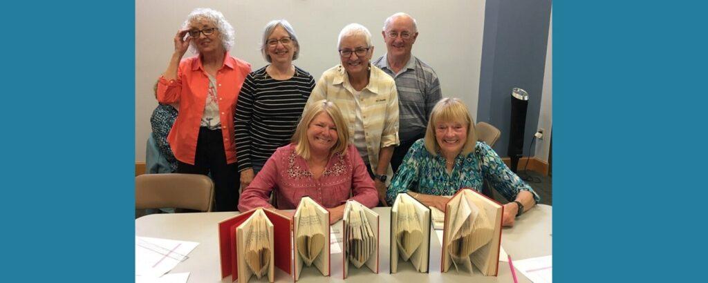 Book Folding Program