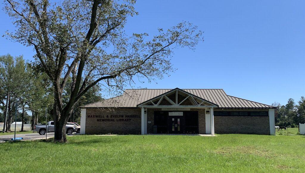 Harrell Memorial Public Library
