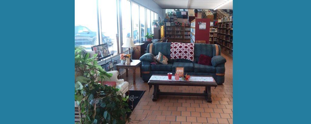 Jimmy Weaver Memorial Library