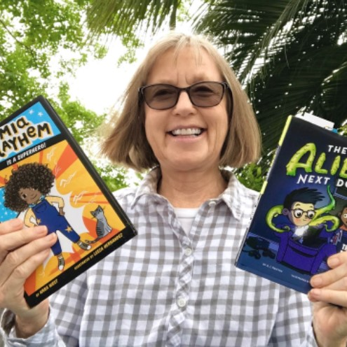Heather Ogilvie Outreach Librarian