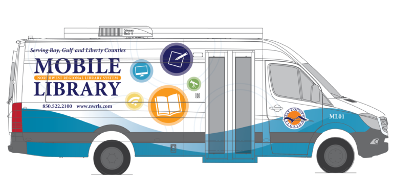 Northwest Regional Library System Mobile Library