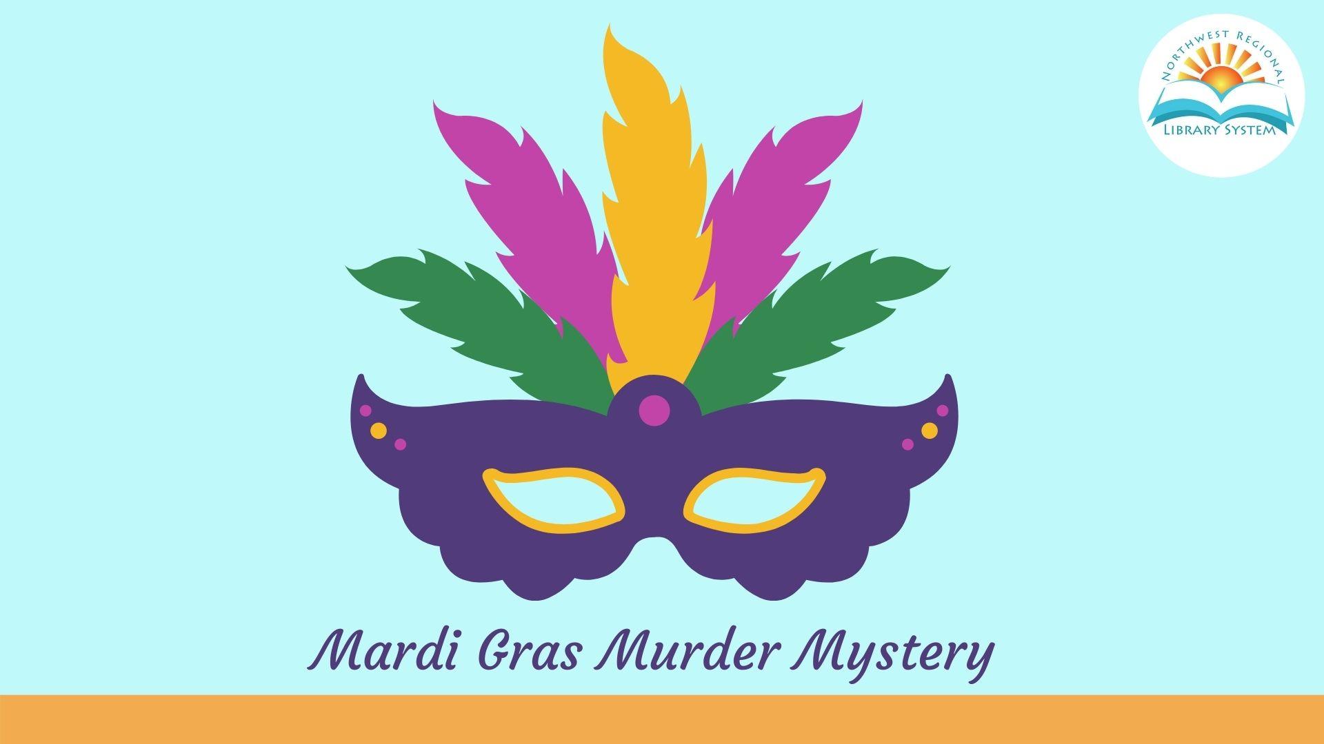 Mardi Gras Murder Mystery