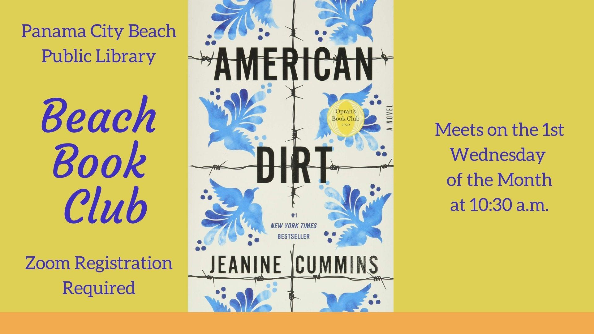 Beach Book Club American Dirt