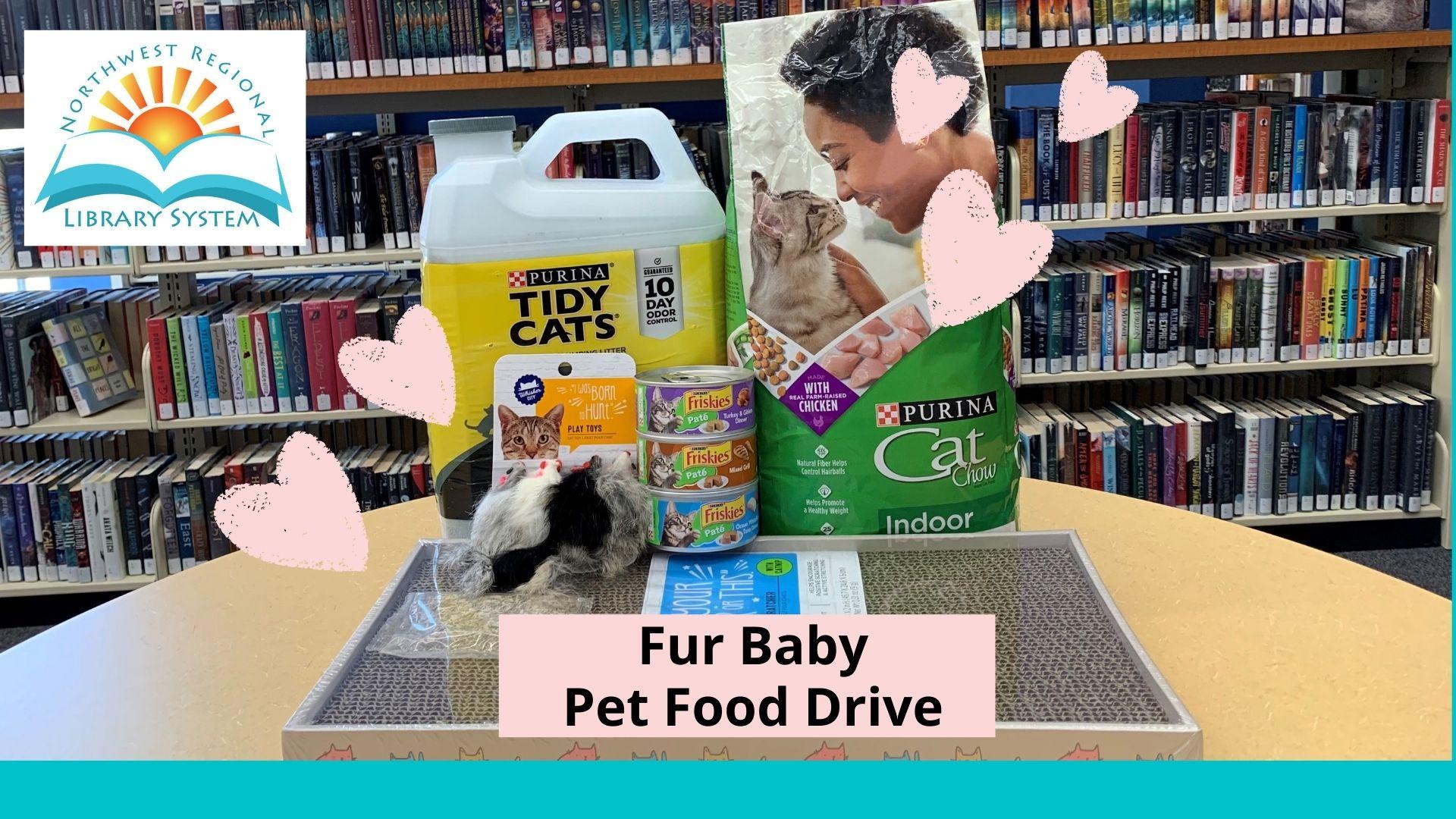 Fur Baby Pet Food Drive Gulf County