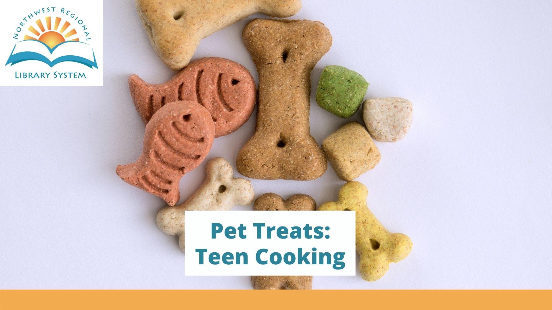Pet Treats Teen Cooking