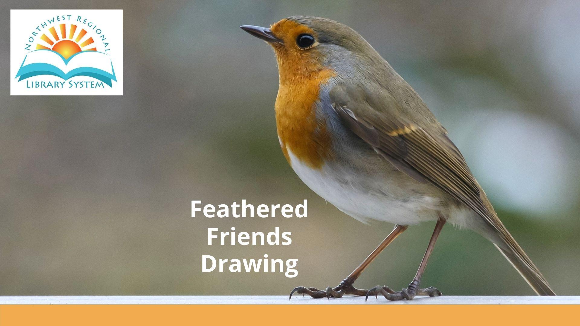 Feathered Friends Drawing Wewahitchka