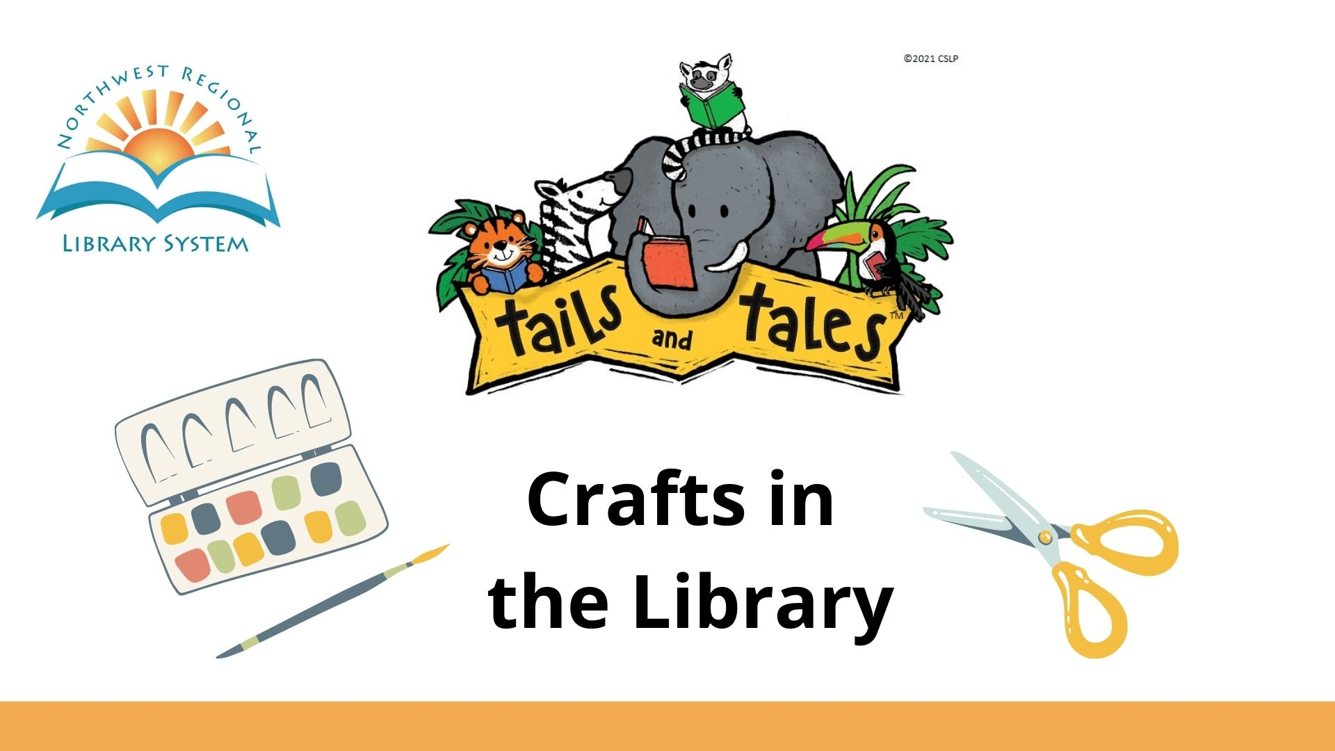 Crafts in the Library