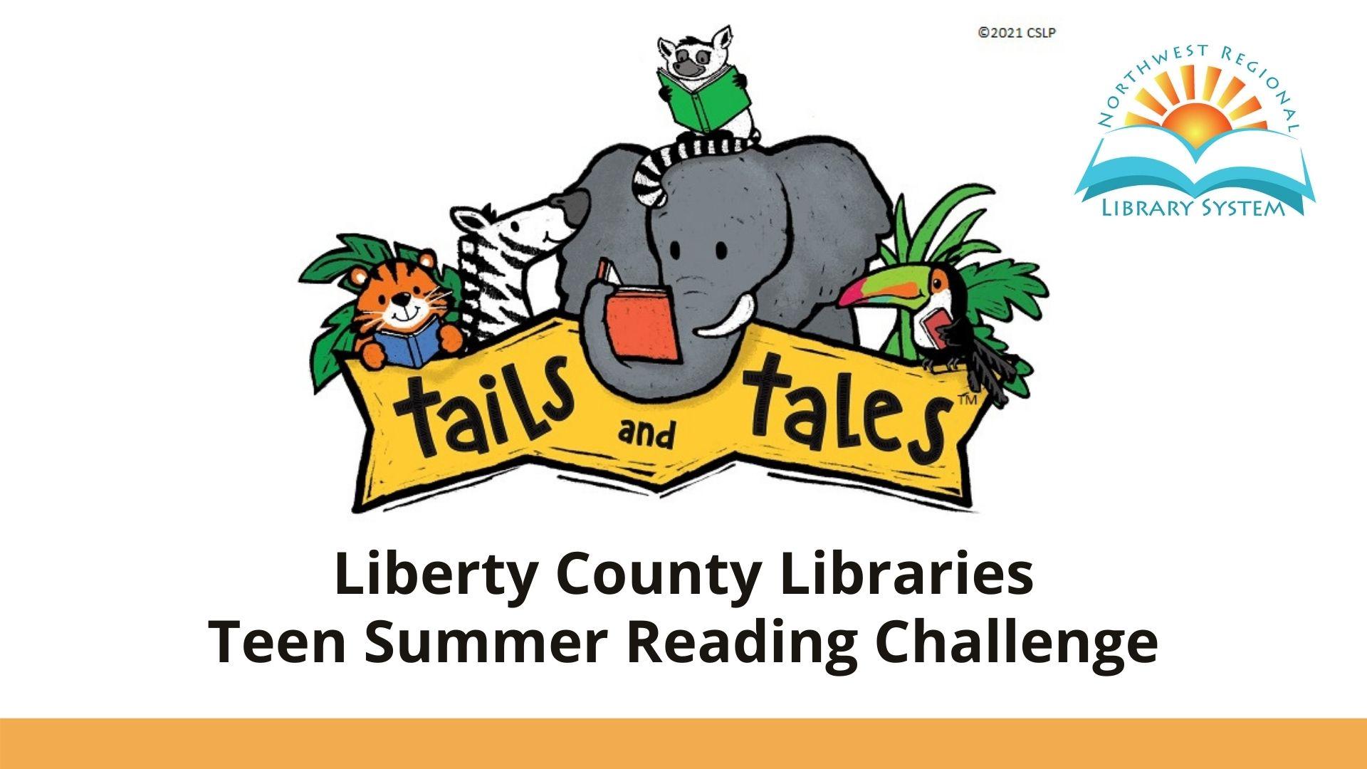 Teen Summer Reading Challenge