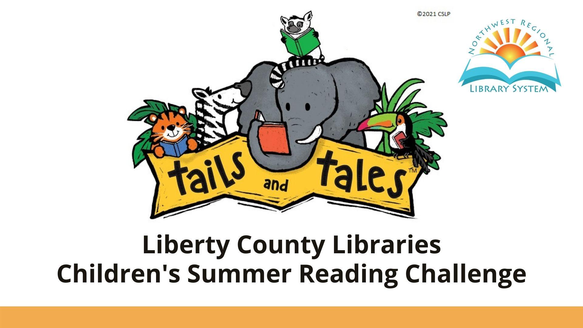 children's summer reading challenge