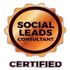 Certified Social Leads Consultant_Badge 100x100