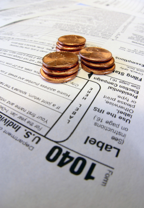 Tax Refunds are UP!