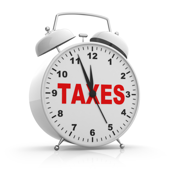 Tax Deadlines for 2016