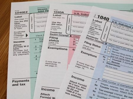 Don't Let Your Back Tax Returns Snowball