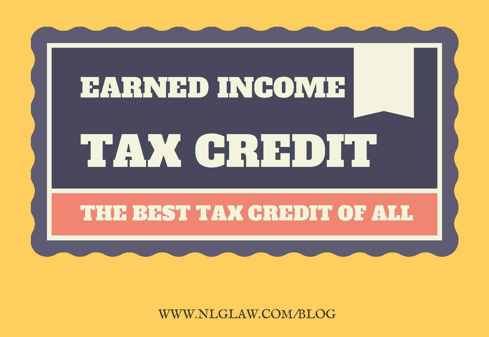 Do you Qualify for the Earned Income Tax Credit?