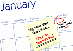 Debt Relief: A New Year's Resolution to Keep!