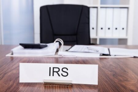 IRS – trying to be a law unto itself.