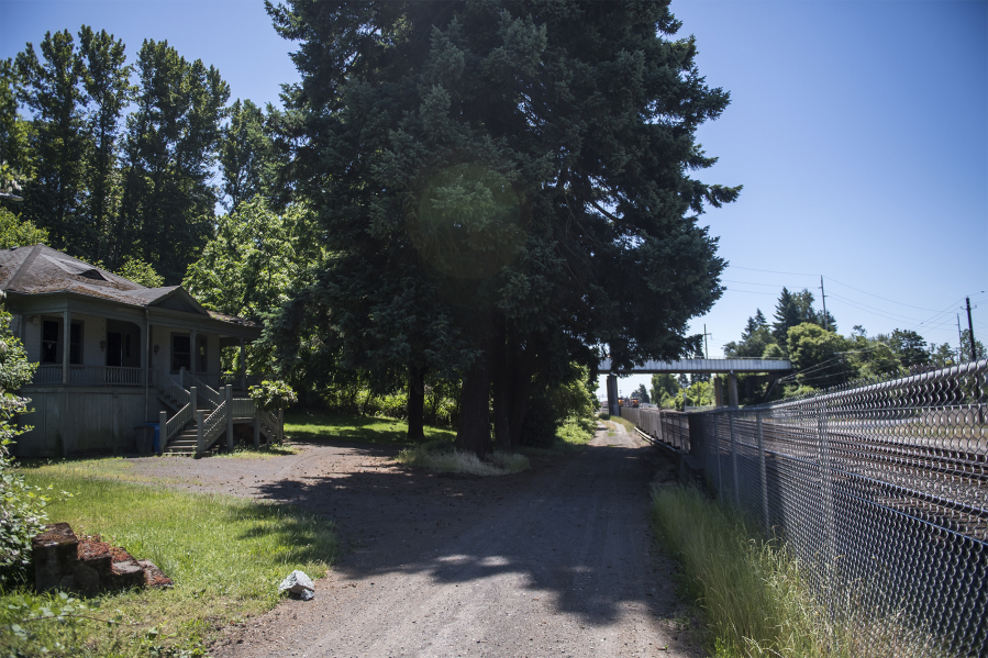Columbian: Fruit Valley parcel could feature development with 27 tiny homes