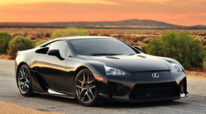 Lexus windshield repair phoenix