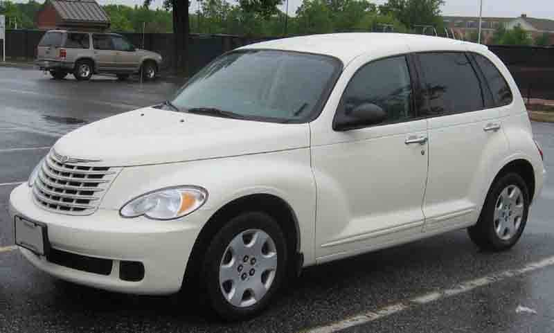 chrysler PT Cruiser auto glass repair