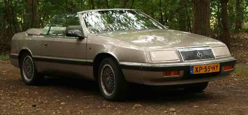 chrysler LeBaron auto glass repair