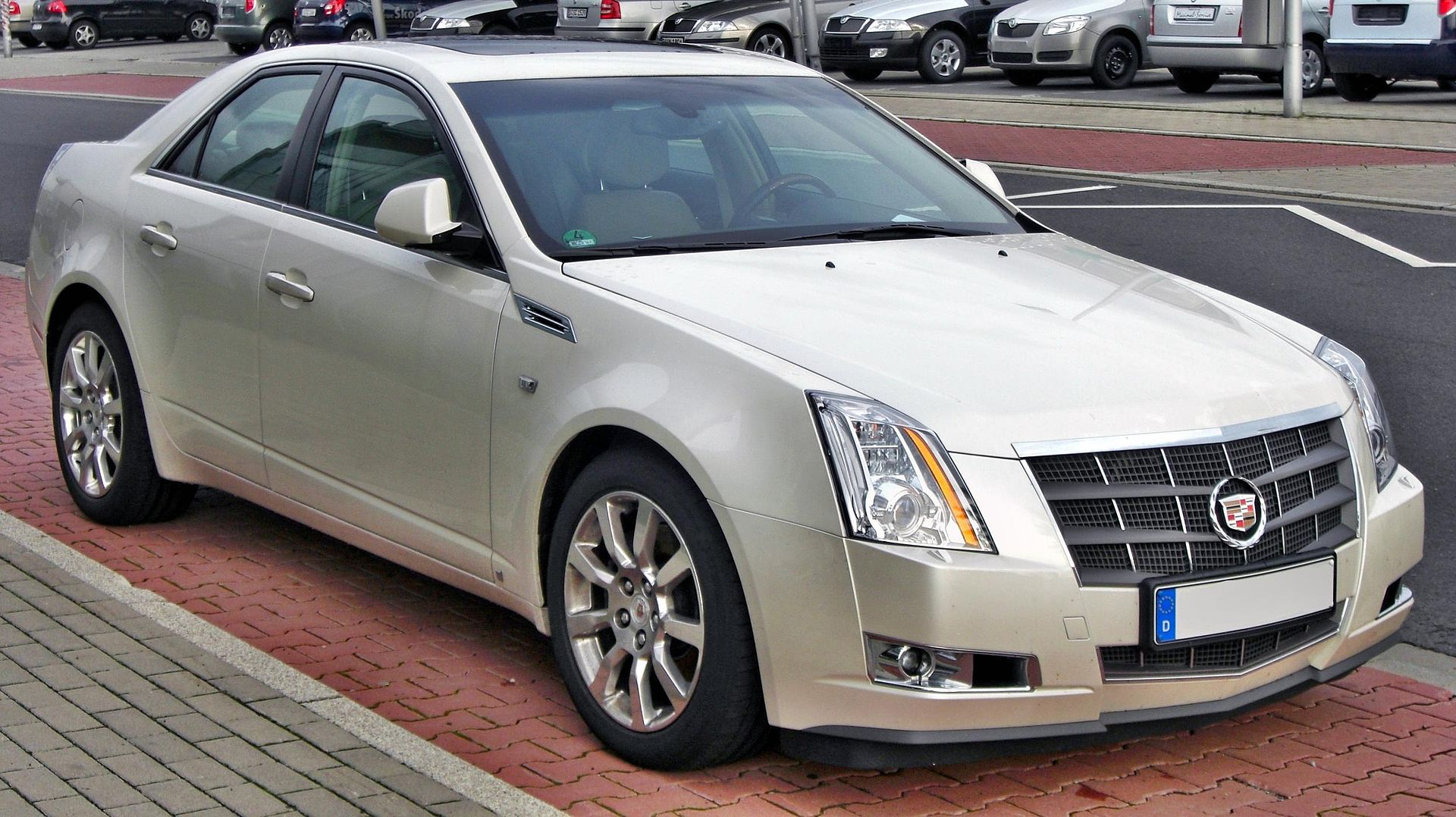 Cadillac CTS auto glass repair phoenix