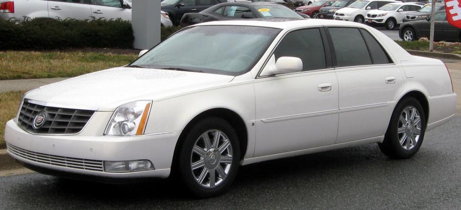 gmc Cadillac DTS auto glass repair phoenix