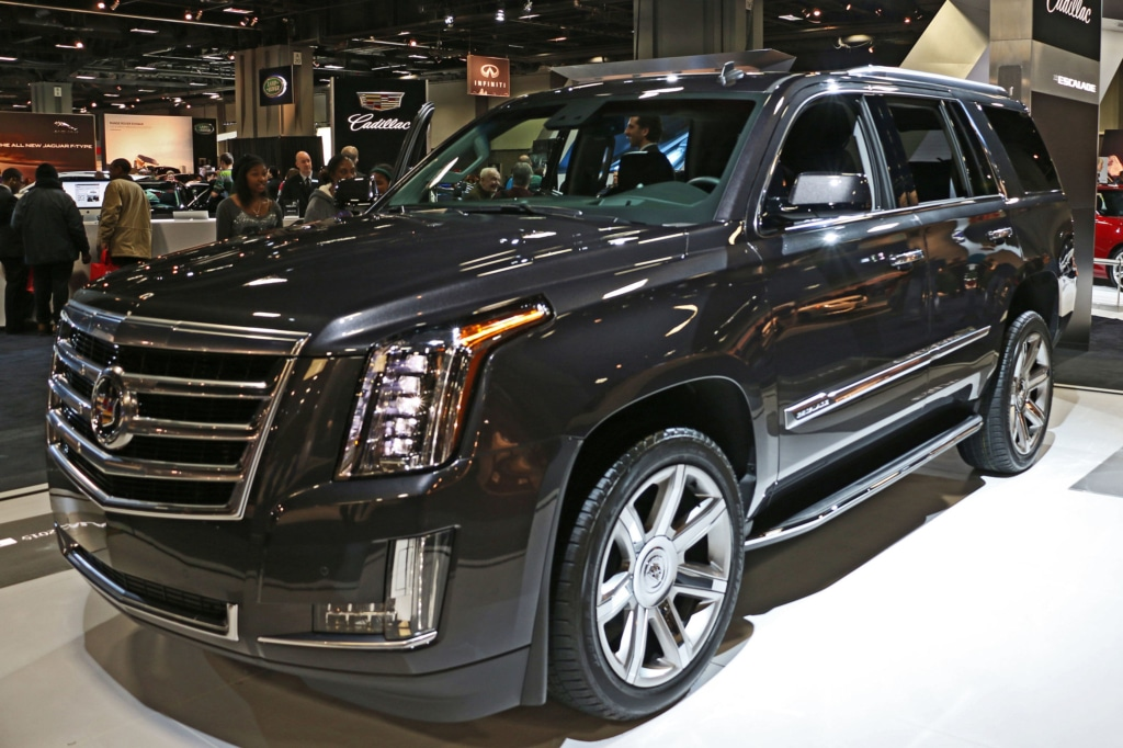 cadillac escalade phoenix glass