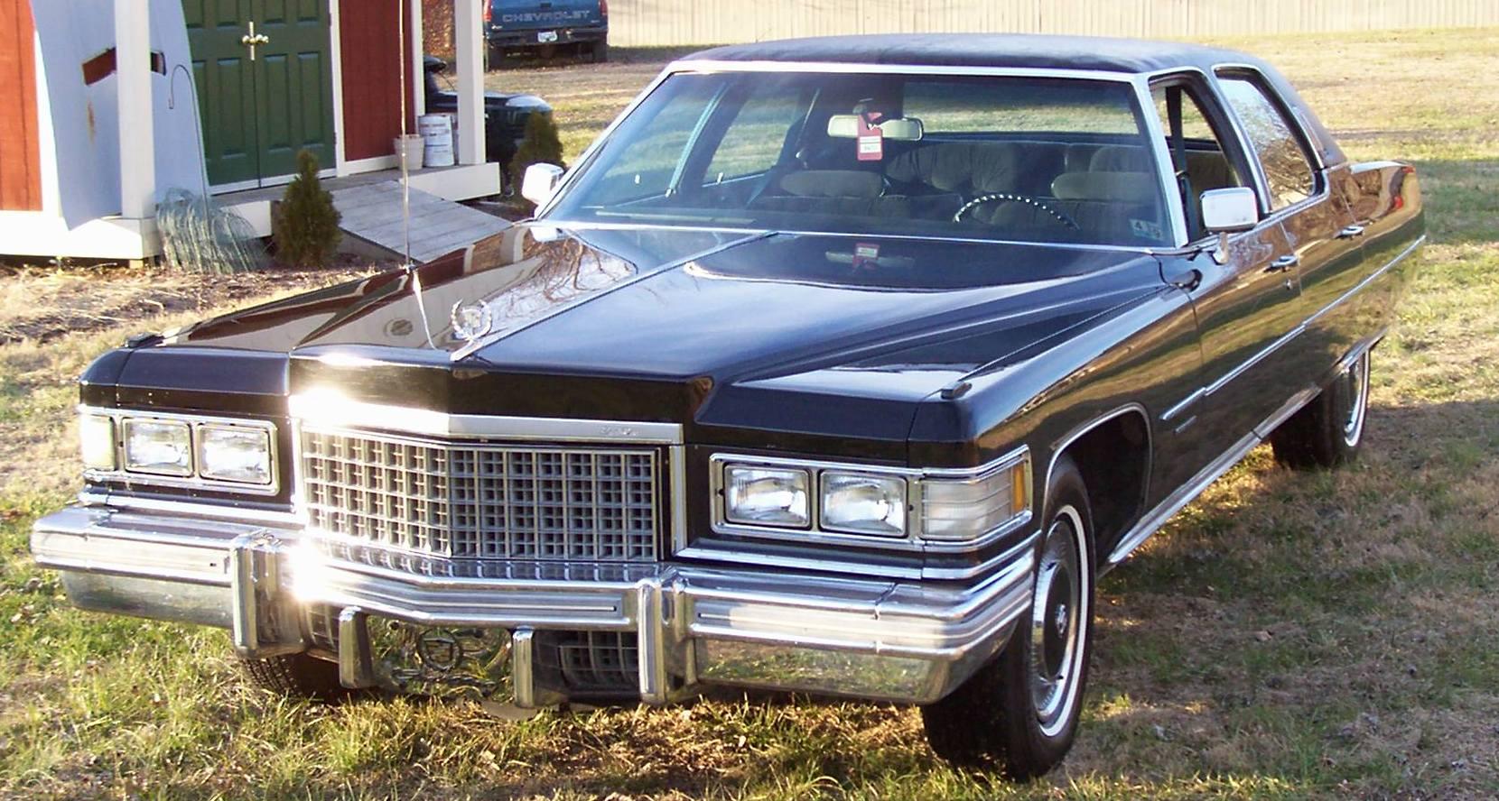 Cadillac Sixty Special auto glass repair phoenix